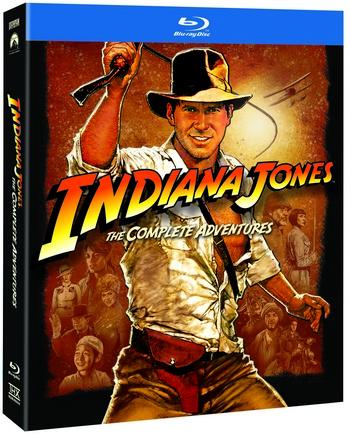 Indiana Jones The Complete Adventures Raiders of the