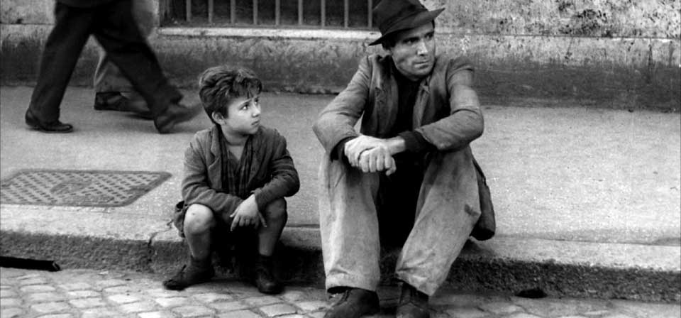 The Bicycle Thief (Bicycle Thieves)