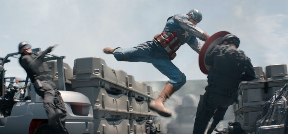 Captain America: The Winter Soldier [video]