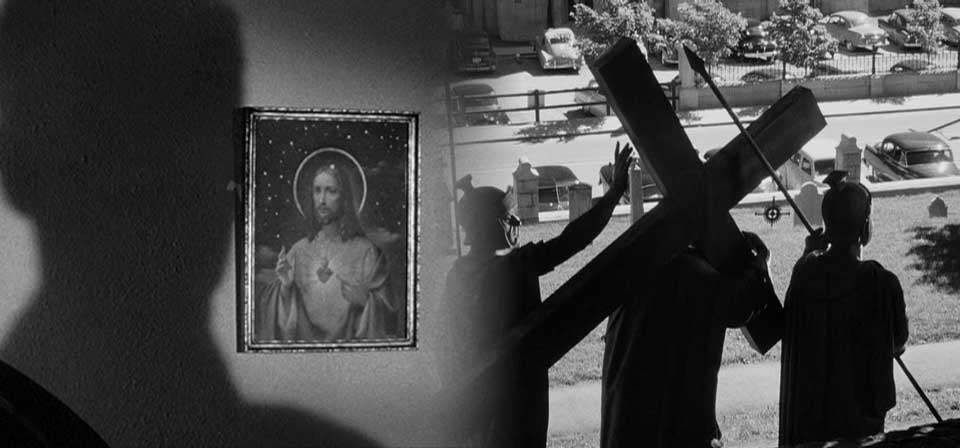 Alfred Hitchcock's two most Catholic films