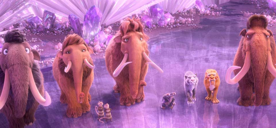 Ice Age: Collision Course [video]