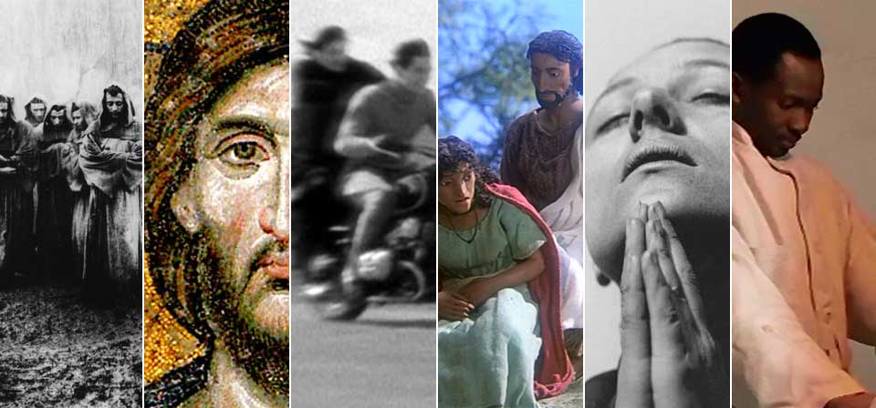 Into the Desert: Lent and Film