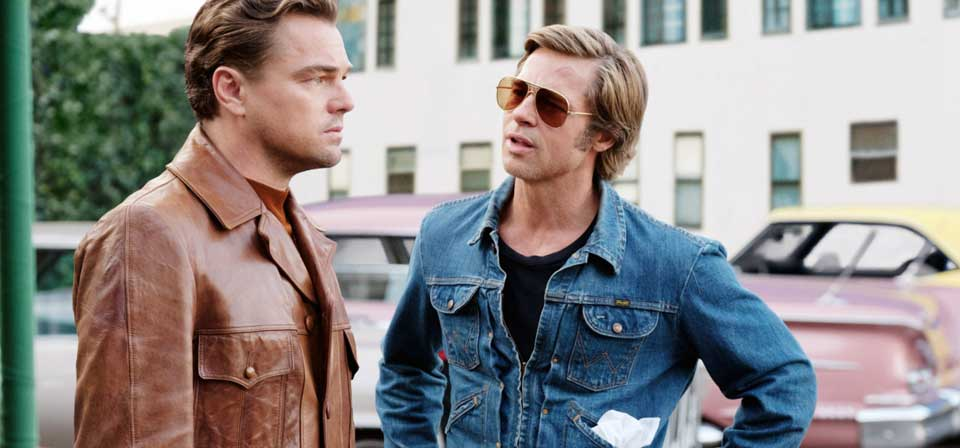 Once Upon a Time … in Hollywood [video]