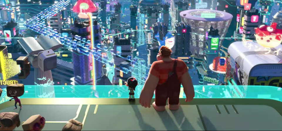 Ralph Breaks the Internet [video]