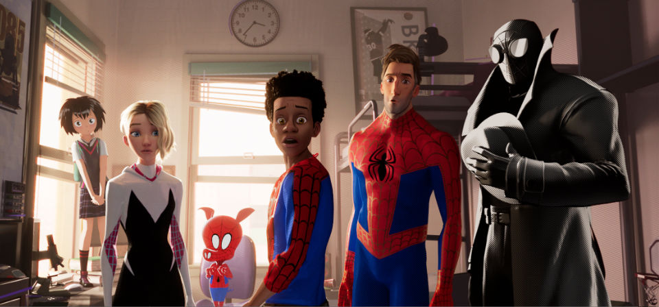 Spider-Man: Into the Spider-Verse [video]