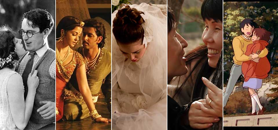 My Top 10 Favorite Movie Love Stories That Don't Show Up on Romantic Movie Lists
