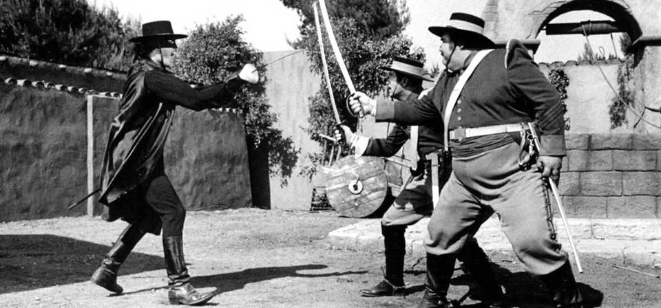 "The fox so cunning and free: Walt Disney's ""Zorro"""